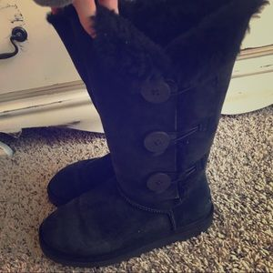 Size 7 uggs. used- good condition!
